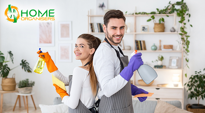 HOW TO ORGANIZE YOUR HOUSEHOLD LIKE A PRO DURING THE COVID-19 PANDEMIC
