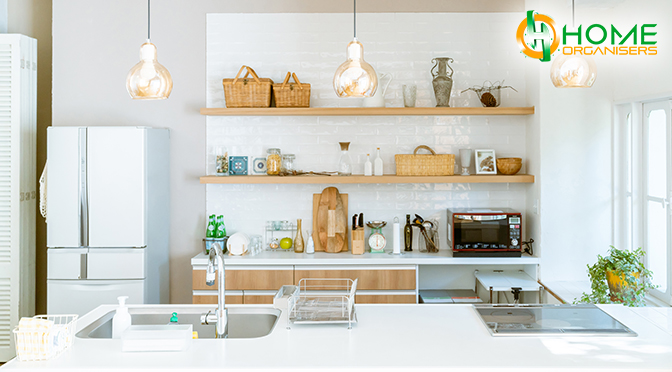 50 IDEAS TO ORGANISE YOUR KITCHEN IN 2021