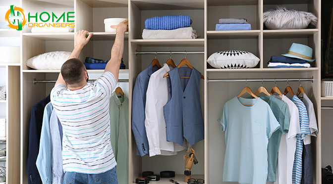 50 IDEAS TO ORGANISE YOUR CLOSETS