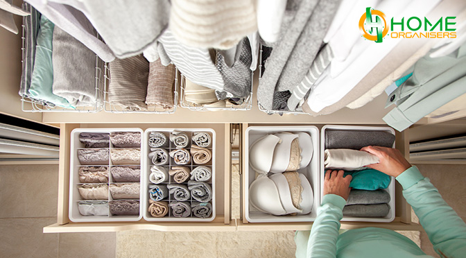 VERTICAL CLOTHES ORGANIZATION THAT WILL CHANGE YOUR LIFE